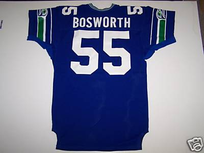 brian bosworth jersey